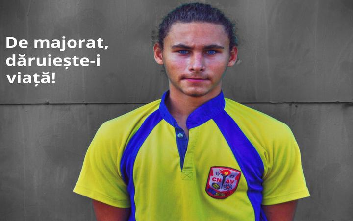 Viata pentru Andrei! Rugbyul romanesc strange randurile pentru Andrei Burdusel