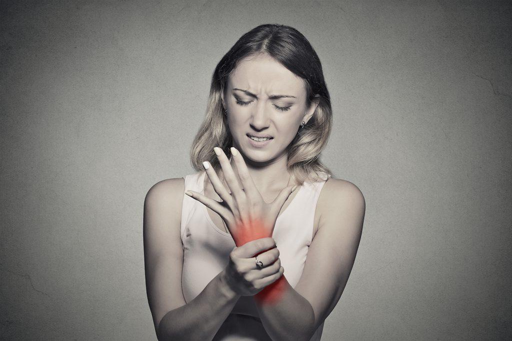 Articulatiile dureroase la persoanele tinere