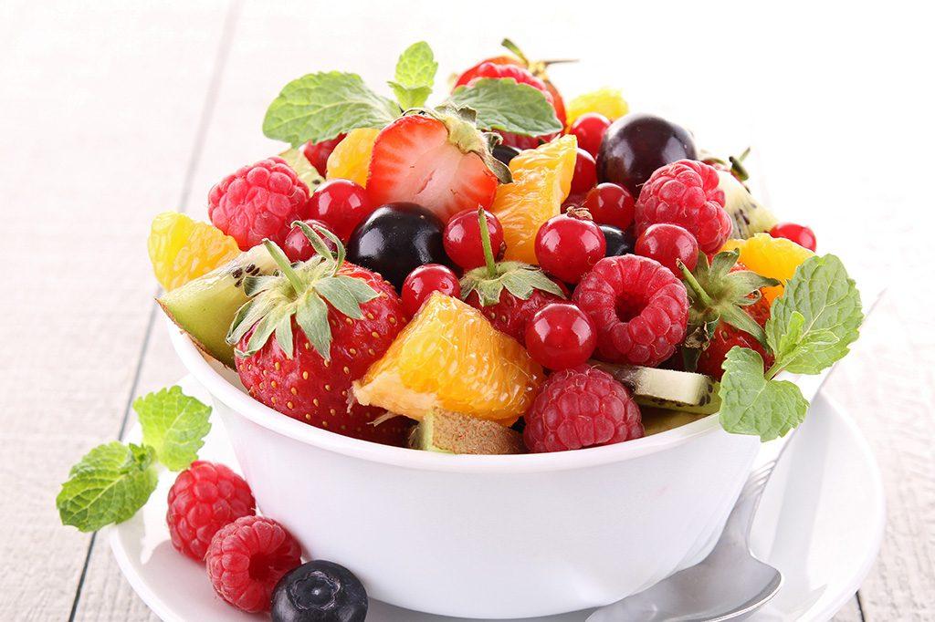 Portia zilnica de fructe – portia de sanatate