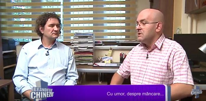 Interviu cu doctorul Alin Popescu despre alimentaţie și despre rugby, la Look TV