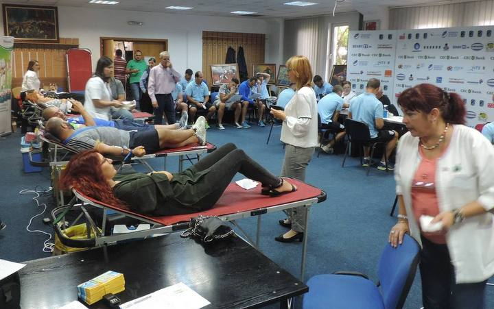 Anul 2019 aduce alte patru campanii de donare de sange