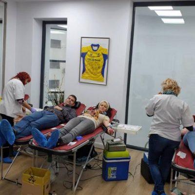 2020 aduce alte patru campanii de donare de sange la Federatia Romana de Rugby