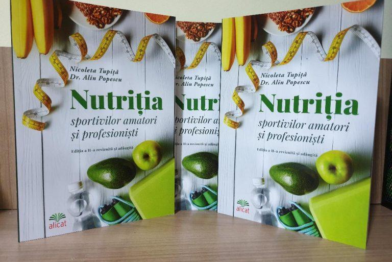 Carte: Nutriția sportivilor amatori și profesioniști, ed. a II-a