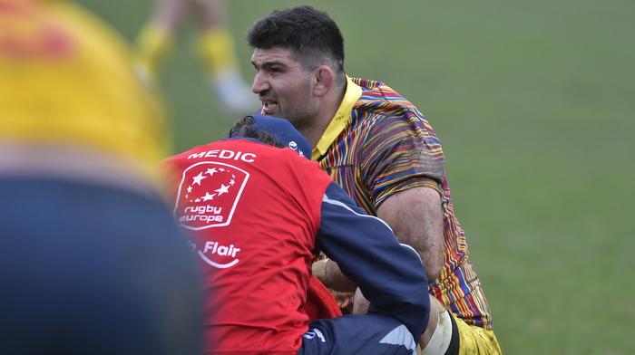 Curs de prim ajutor World Rugby Level 1, organizat de FRR la București